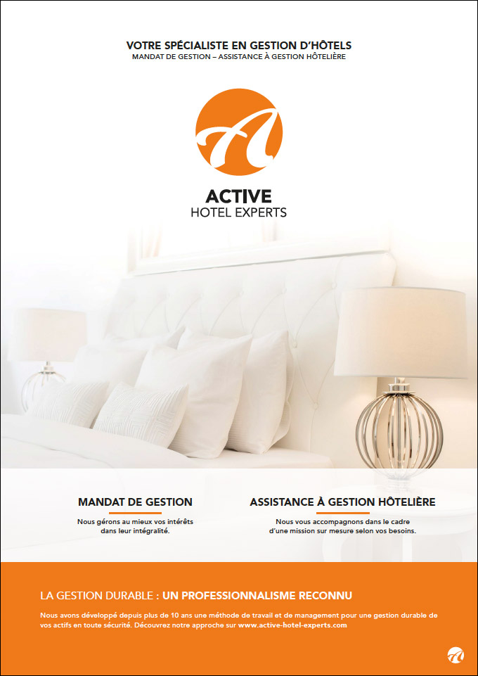 Brochure Active Hotel Experts